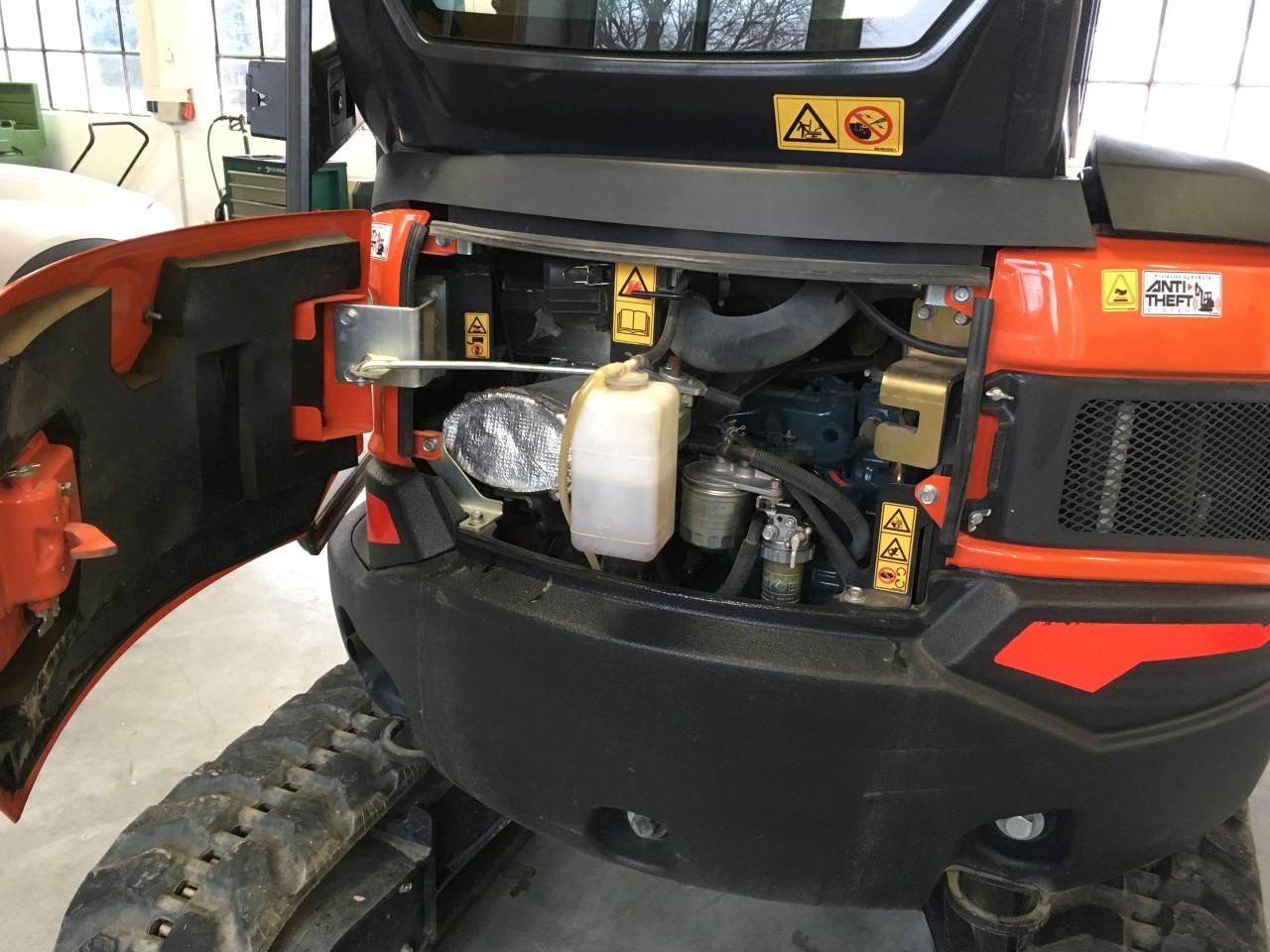 Kubota U27 4 Minibagger (14) (Andere)