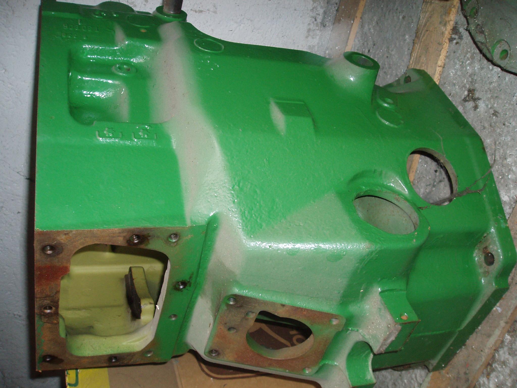 Kupplungsglocke_T30806-gebrauchte Ersatzteile