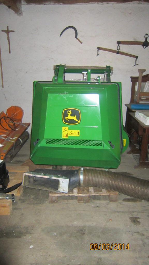 John Deere MSC Grasfangbehälter